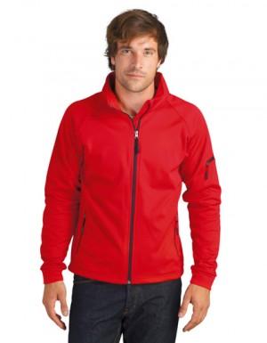 SOLS Mens Fleece Raglan Jacket New Look