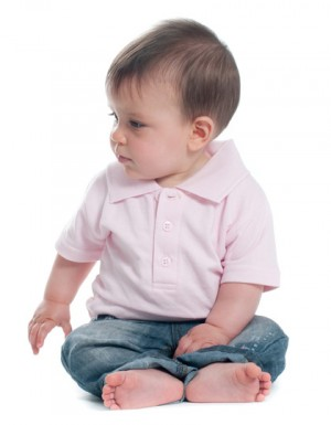Larkwood Kids Polo Shirt