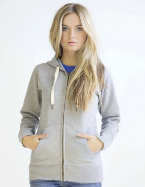 Mantis Women´s Superstar Zip Through Hoodie