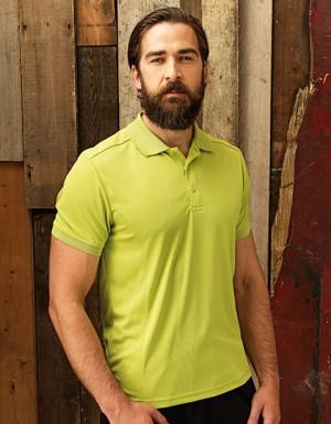 Premier Workwear Mens Coolchecker Piqué Polo
