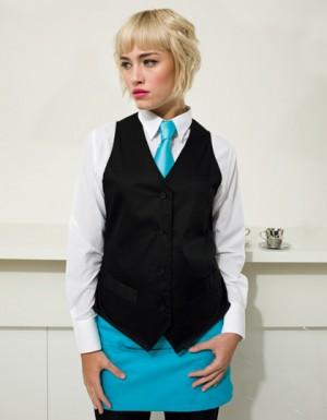 Premier Workwear Damen Gastro Weste