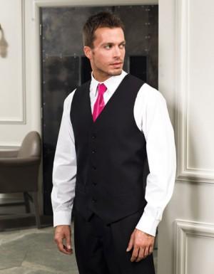 Premier Workwear Men´s Lined Polyester Waistcoat