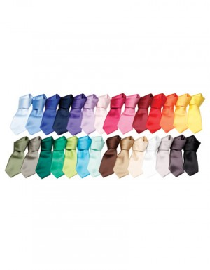 Premier Workwear Satin Tie ´Colours´