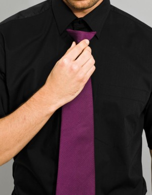 Premier Workwear ´Colours´ Fashion Clip Tie