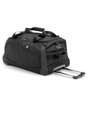 Quadra Tungsten ? Wheelie Travel Bag