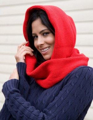 Result Winter Essentials Snood Scarf
