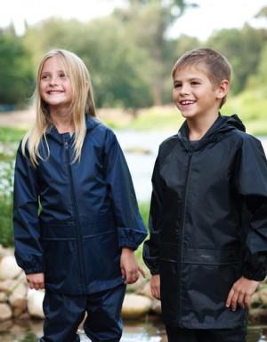 Regatta Kids Stormbreak Rain Overtrousers