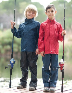 Regatta Kids Packaway Overtrousers