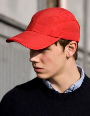 Result Headwear Fold Up Baseball Cap