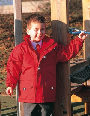 Result Junior Rugged Stuff Long Coat