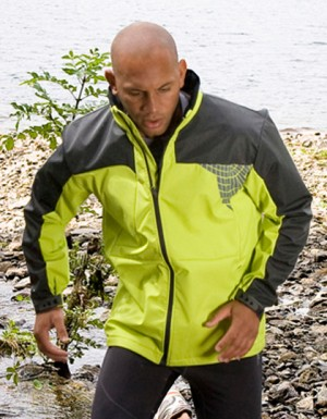 SPIRO 3 Layer Softshell Jacket