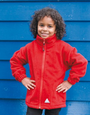 Result Junior Active Fleece Jacket