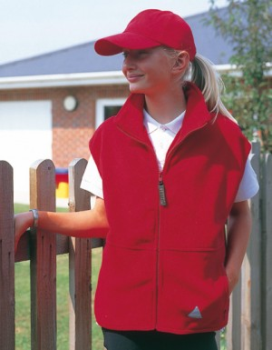 Result Junior Active Fleece Bodywarmer