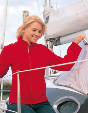 Result La Femme Micro Fleece Jacket