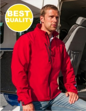 Russell Softshell-Jacket