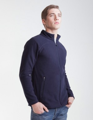 SF Men Mens Microfleece Jacket