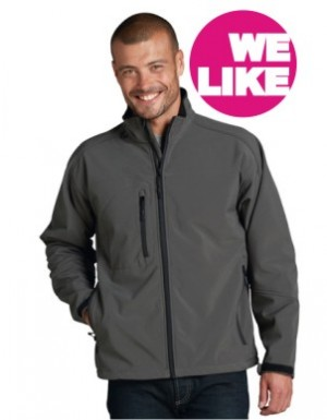 SOLS Men´s Softshell Jacket Relax