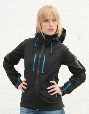 Stormtech Womens Expedition Softshell