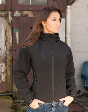 Stormtech Womens Discovery Thermal Hooded Jacket