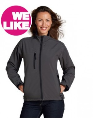 SOLS Ladies Softshell Jacket Roxy