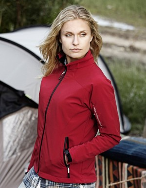Tee Jays Ladies Stretch Softshell