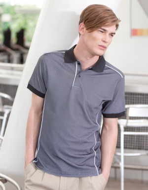 Henbury Men´s Coolplus® Anti-Bacterial Polo