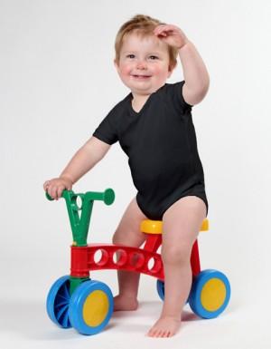 Link Kids Wear Bio Bodysuit Shortsleeve