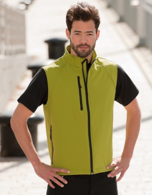 Russell Soft Shell-Gilet