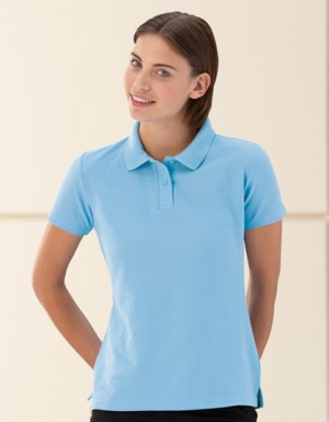 Russell Ladies Poloshirt 65/35