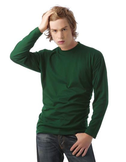 B&C T-Shirt Exact 150 Long Sleeve