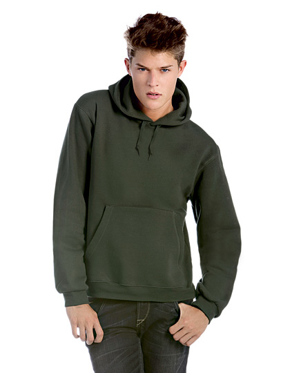 B+C Hooded Sweat