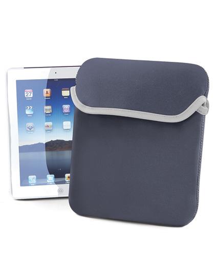 BagBase Reversible iPad /Tablet PC Sleeve Black