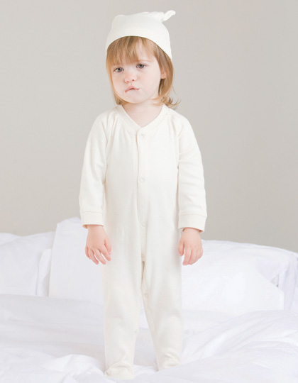 Babybugz Organic Baby Sleepsuit