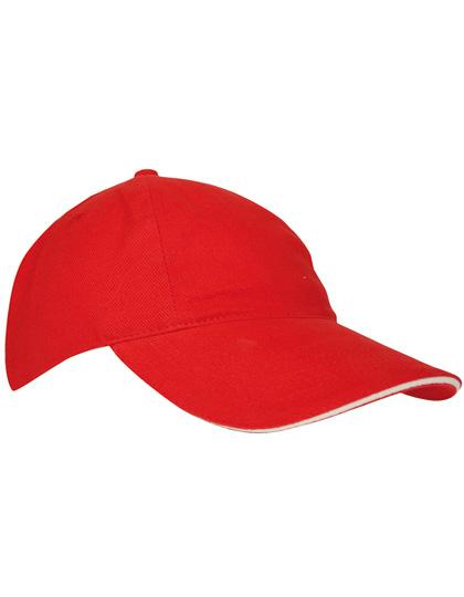 Kids Brushed Cap