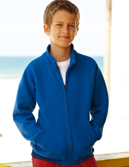 Fruit of the Loom Kids Sweat Jacket