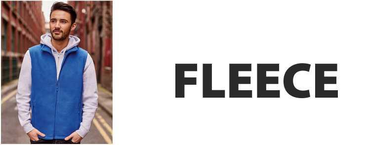 60c9ecb18a Westen besticken, Fleeceweste mit Logo bestickt | Los-Logos