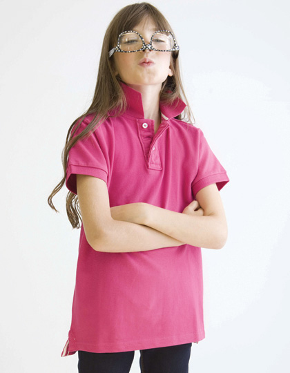 Humbugz Kids Superstar Polo