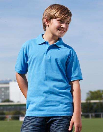 James+Nicholson Classic Polo Junior