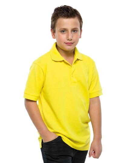 Kustom Kit Kids Classic Polo Superwash
