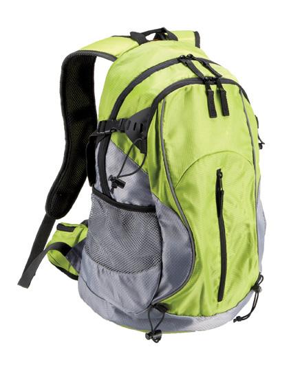 Kimood All Round Backpack 110 Black