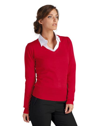 SOL´S Womens V Neck Sweater Galaxy